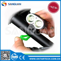 SANGUAN SG- T2200 2015 The Best Outdoor Mountain Bike super Bright CREE XML T6 LED bicycle light uk