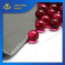factory direct free sample color drill hole beads