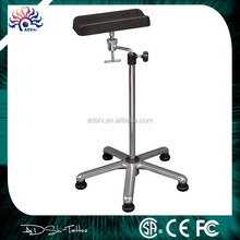 High quality adjustable arm rest/leg rest portable factory direct-selling tattoo furniture