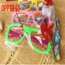 New Plastic magnetic reading glasses With Flashing Light led glasses