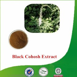Natural & Pure Black Cohosh Extract, POWDERED BLACK COHOSH EXTRACTCimicifuga racemosa extract, Triterpenoid saponis