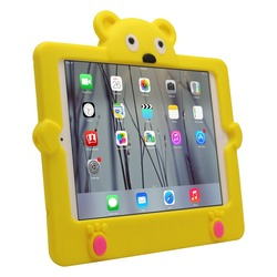 fashion Hot Selling high quality case for ipad mini silicone tablet case
