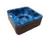 CE&SAA Approved Aristech acrylic hmassage mobile bathtub chinese small freestanding bathtub high quality massage bathtub