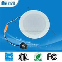 Ultra thin design 6inch 17W ultra slim led panel light Super bright chip SMD2835