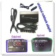 3 in 1 laptop car adapter universal for car/home/airplane