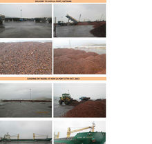 supply long term for Iron Ore
