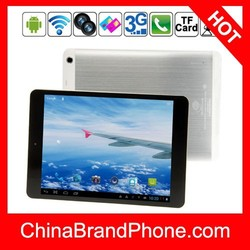 Ployer MOMO Mini 3GS 7.85 inch 3G + Voice function Android 4.2 Tablet PC