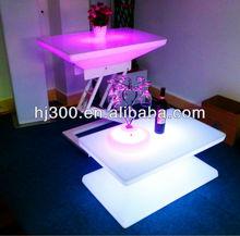 led short table
