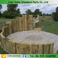 wooden fence,wooden dog fence,wooden slats for fence