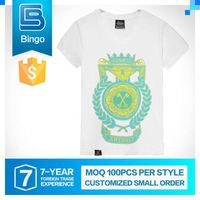 2015 Hot Sales Custom Xxxl T Shirt
