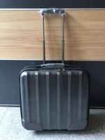 ABS+PC trolley laptop flight cabin bag