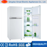 Double door Top-Mounted Refrigerator Fridge Freezer with Compressor Refrigerator Price