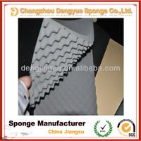 wavelike surface foam/acoustic foam/wave foam sponge
