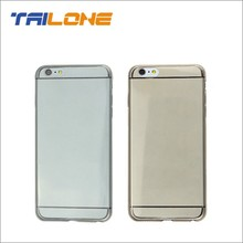 Clean TPU free sample phone case for iPhone 6 plus