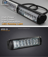 New Arrive 12V Flexible LED DRL LED Daytime Running Light for All Cars