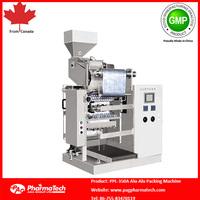Pharmaceutical vertical packing machine, PPL-350A Soft Alu-Alu packing Machine,