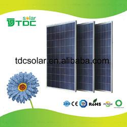 Good Quatliy/High efficiency 120v solar panel for solar system