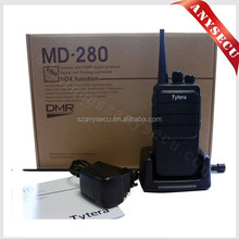 free talk 32 channels TYT MD280 portable security guard equipment Reliable Business UHF Interphone