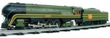 WILLIAMS CLASS STEAM CANADIAN NATIONAL,MINT O SCALE TRAIN toy