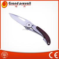 Colored Wood Handle Antique Pocket Knives/Banana Knife