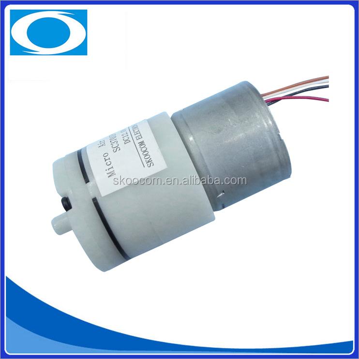 Micro Air Pump Brushless Motor Long Lifespan Mini Air Pump