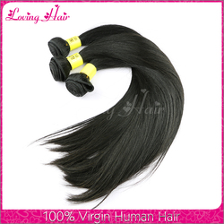 Grade 7a famous names of human hair extension indian cheap and high quality 100 human hair extensions straight gray human hair