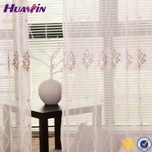 100% polyester Trading & Supplier Of China Products Voile Curtains For Cafe Restaurant