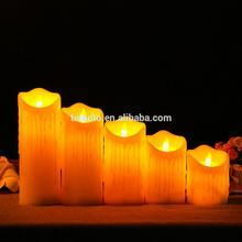 Wedding decoration screw in candle holder
