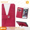 BRG New Arrival 2 in 1Detachable Wallet Leather Case for iPhone 6s with Smart Stand Holder