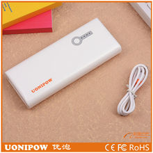 High Efficiency Max Power Bank13000mah Power Bank for Macbook Pro /Ipad mini