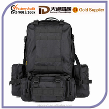 50L military tactical backpack camping bag