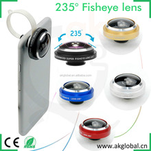 Mobile Phone Camera Lens Photo Lens photograph gadget for iPhone 5 5S 6 Plus Samsung Galaxy S2 S3 S4 S5 S6 Edge Note 2 3 4