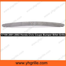 For HONDA CIVIC front bumper grille 01-02 OEM Coupe Not For Si Model car grille