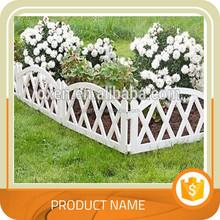 trade assurance plastic garden border fence