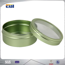 Cheaper empty house shaped jelly belly tin