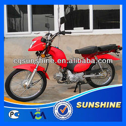 SX50Q-3A New Design Hot Selling EEC 70CC Gas Motorcycle