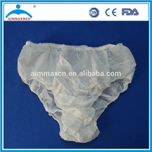 free sample! !Hot sales !Nonwoven disposable women panty