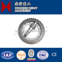 cnc machinery high galvanized steel rack and pinion gears