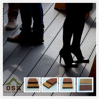 2015 High Quality Outdoor Wood Plastic Composite /WPC Decking,Flooring