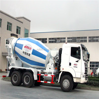 Mobile south africa mobile concrete mixer drum truck for sale