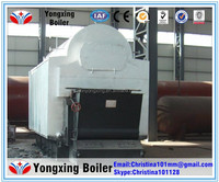 DZL Series Coal-Fired Hot Water Boiler