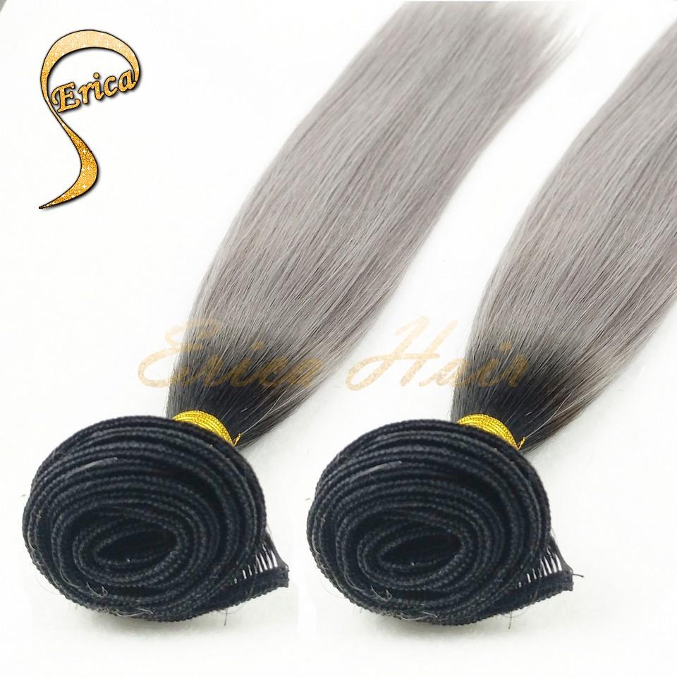 ombre black platinum hair weaving (3).jpg