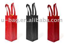 non-woven wine bag,non woven wine bag ,bottle bag