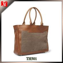 High quality suede skin made in guangzhou handbag factory