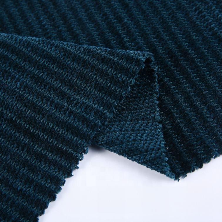 Suelto tejer textiles de ¿Qué es el diseño chenille tela de colores