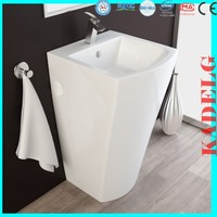 european aaa quality standard free standing bathroom sink