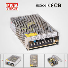 import customised power supply 60W Quad output switching power supply input 12vdc high voltage power supply
