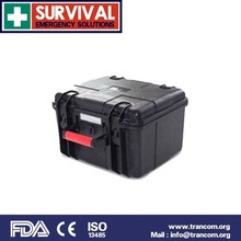 TR108 abs first aid kit box abs portable first aid kit/medical survival box with high quality