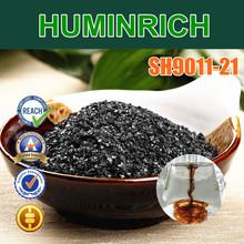 Huminrich Economic Crop Fertilizer 100% Solubility Super Potassium Humate Shiny Flakes