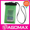 Top quality eco-friendly portable plastic waterproof bag for phone